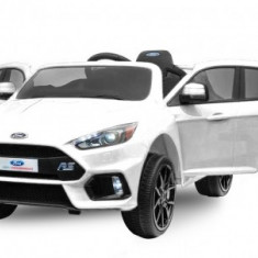 Masina Electrica Ford Focus RS Alb NOU