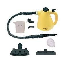 Clatronic DR 2930 Steam cleaner 283009 1000 W Yellow, Black foto