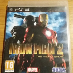 PS3 Iron Man 2 - joc original by WADDER