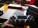 Vand PS 4 cu 2 controlare si 11 jocuri