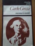 Memorii Inutile - Carlo Gozzi ,293749
