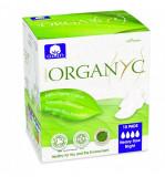 Absorbante intime din bumbac organic pentru noapte 10 buc Organyc