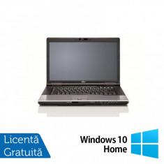 Laptop FUJITSU SIEMENS E752, Intel Core i5-3210M 2.50GHz, 4GB DDR3, 320GB SATA, DVD-RW, 15 Inch + Windows 10 Home