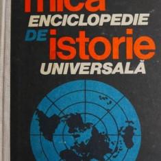 Mica enciclopedie de istorie universala - Marcel D. Popa, Horia C. Matei