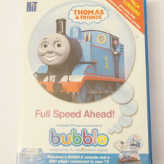 Joc consola Bubble system - Thomas and Friends Full Speed Ahead!