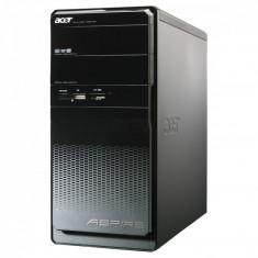 Calculator Acer Aspire M3203, AMD Athlon II X2 215 2.70GHz, 4GB DDR2, 500GB SATA, DVD-RW