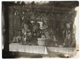 B2034 Tarani preot obicei datina turta dulce evanghelie 1921 lumanari