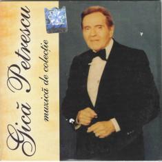 CD Gică Petrescu – Gică Petrescu, original