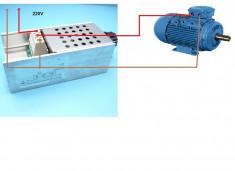 REGULATOR de TURATIE ptr. motoare electrice 10KW foto