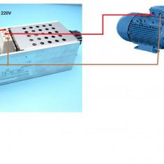 REGULATOR de TURATIE ptr. motoare electrice 10KW