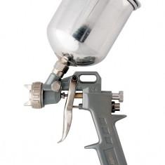 Pistol pneumatic ptr. vopsit, rezervor-part. de sus, V=1,0 L, diametru duze...