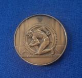 Medalie U.CM. Resita - Pentru atasamentul si munca depusa