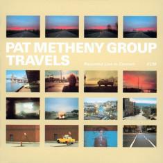 Pat Metheny Group: Travels ( ECM 1252-53 ) vinil 2LP - SIGILAT !