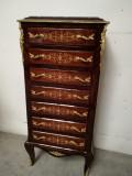 Elegant săptămânal comoda cu 7 sertare in stilul francez Empire