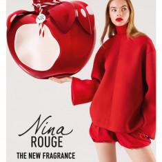 Nina Ricci Nina Rouge EDT 80ml pentru Femei fără de ambalaj