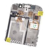 Lcd, blackberry q10, white