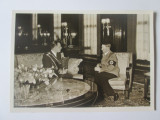 Cumpara ieftin Raritate! Fotografie document originala Adolf Hitler si Grigore Gafencu 1939