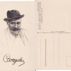 Oameni de seama-Ion Luca Caragiale-Salmen-rara