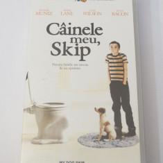 Caseta video VHS originala film tradus Ro - Cainele Meu, Skip
