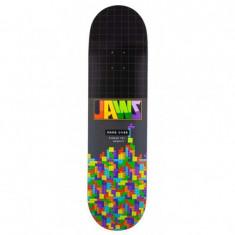 "Deck Skateboard Birdhouse Pro Jaws Blocks Black 8.25"""