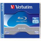 BD-R DL 6X 50GB VERBATIM 43748