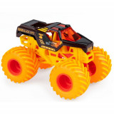 Masinuta Metalica Fire and Ice Soldier Fortune Black Ops, Monster Jam