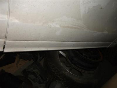 Ornamente usa prag dreapta fata Audi Q5 an 2012 2,0TDI,170cp foto