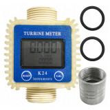 "Cumpara ieftin Contor electronic LCD pentru pompe transfer motorina 1"" VERKE V80214"