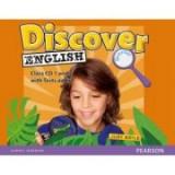 Discover English Starter Class Audio CDs - Judy Boyle