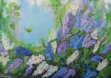 Tablouri pictate manual!, Peisaje, Acrilic, Realism, ART