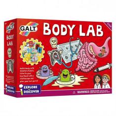 Set Jucarii Galt Toys Body Lab