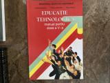 Educație Tehnologică - Manual pentru clasa a V a