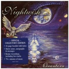 Nightwish Oceanborn collectors ed. (cd)