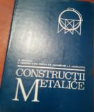 CONSTRUCTII METALICE  Dan Mateescu