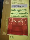 Inteligenta emotionala in educatia copiilor Maurice J. Elias, St. E. Tobias 2002
