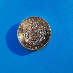 Placheta medalie-Monaco-RARA-fete diferite-33mm