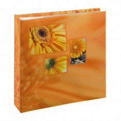 Album foto Hama Singo, 200 poze 10 x 15 cm, 106256, Portocaliu