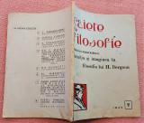 Caiete de filosofie Nr 9 / 1945 - Colectie ingrijita de Anton Dumitriu