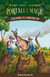 Portalul magic 20: Salvarea cangurilor - Mary Pope Osborne