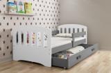 Pat pentru copii Happy 160 cm/80 cm standard