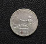 Spania - 2 Pesetas 1869 - Argint