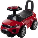 Masinuta fara pedale Land Rover - Sun Baby - Rosu + si sampon copii Angels