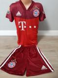 Echipament fotbal pt copii F.C. Bayern Munchen Lewandowski model nou 2021