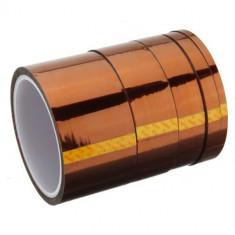 Banda poliamida, kapton, rezistenta la temperaturi inalte, 24mm - 117072