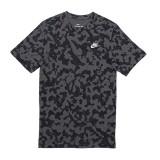 Tricou Nike Club AOP - DA0469-068
