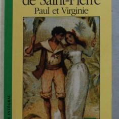 PAUL ET VIRGINIE par BERNARDIN DE SAINT PIERRE , 1996