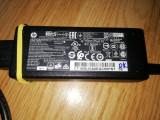 Incarcator original HP HSTNN-CA40 19.5V 2.31A 45W de pe HP 350 G2, Incarcator standard