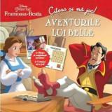 Disney - Citesc si ma joc. Frumoasa si Bestia. Aventurile lui Belle/Disney