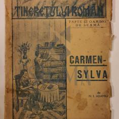 N. I. ADAMIU - CARMEN - SYLVA