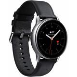 Smartwatch Samsung Galaxy Watch Active 2 2019 40mm Silver Leather Black